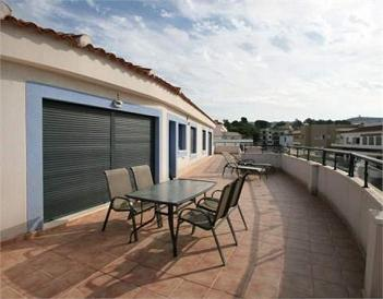 112 Penthouse for Sale in Moraira Town Centre with three bedrooms Alicantenorth Best Value property sales